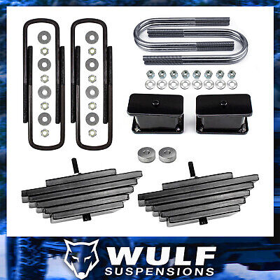 $253.20 • Buy 3.5  Front 3  Rear Leveling Lift Kit For 1999-2004 Ford F250 F350 Super Duty 4X4