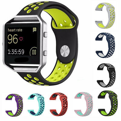 $ CDN5.50 • Buy Replacement Silicone Wristband Band Strap Belt For Fitbit Blaze Smart Watch
