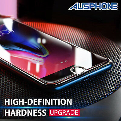 AU3.20 • Buy 2X Anti Scratch 9H Tempered Glass Screen Protector Guard For Apple IPhone 8 Plus