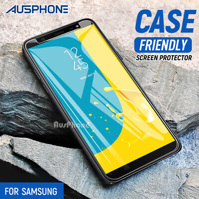 AU2.95 • Buy Crystal Clear Screen Protector For Samsung Galaxy J5 Pro J8 2018 A5