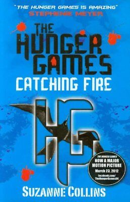 £3.68 • Buy Catching Fire (Hunger Games, Book 2)-Suzanne Collins