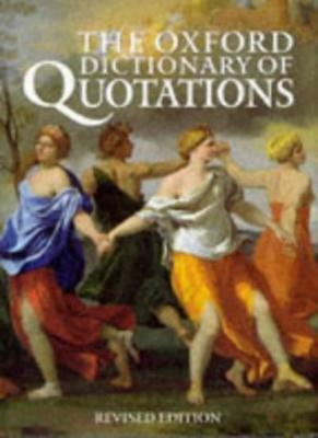 £3.68 • Buy The Oxford Dictionary Of Quotations-Angela Partington