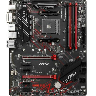 AU229 • Buy MSI B450 GAMING PLUS MAX Gaming Motherboard AMD M.2 AMD AX4 ATX DDR4 HDMI