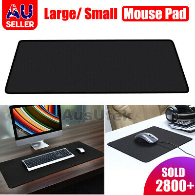 AU15.95 • Buy Large Size Gaming Mouse Pad Desk Mat Extended Anti-slip Rubber Speed Mousepad