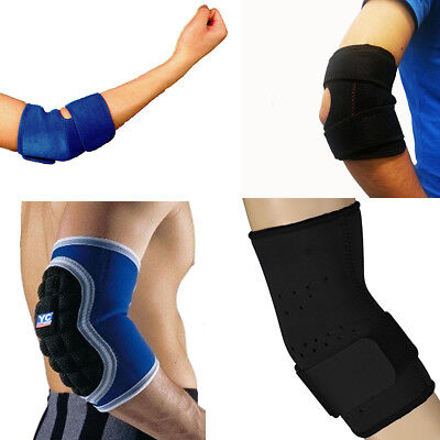 Tennis Elbow Support Brace Sleeve Golfer's Strap Epicondylitis Clasp Lateral Gym • 4.99£