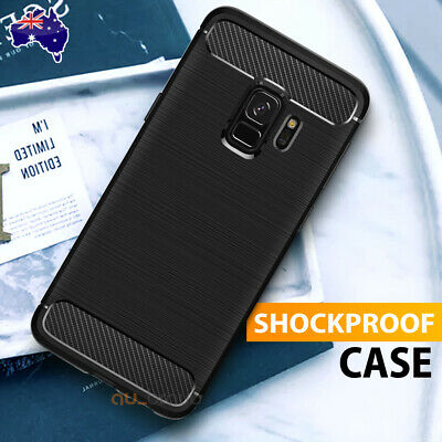 AU5.99 • Buy Shockproof Soft Shell TPU Heavy Duty Case Cover For Samsung Galaxy S10 S9