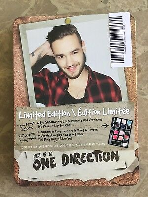 £10.86 • Buy NEW One Direction LIAM Limited Edition MAKE-UP Kit 1D CASE Eye Shadow LIP GLOSS