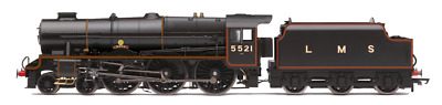 Hornby R3614 Patriot Class 4-6-0 LMS No: 5521 Rhyl OO Gauge • 169.99£