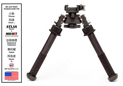 BT46-LW17 PSR Atlas Bipod Standard Height With ADM 170-S Lever • 319.95$