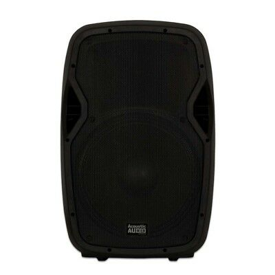 $125.88 • Buy Acoustic Audio AA15BT Powered 1000 Watts 15  Bluetooth Speaker 2 Way USB MP3 DJ