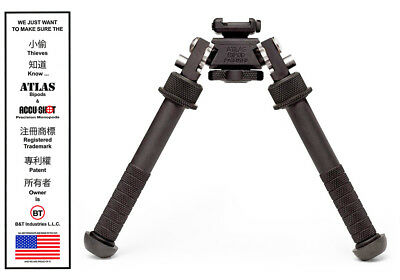 BT10 V8 Atlas Bipod With Two Screw Clamp Assembly • 219.95$