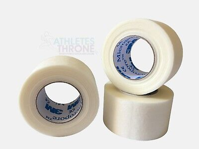 £2.89 • Buy 3M Micropore Surgical Tape 2.5cm X 9.1m Fixed Dressing To Wound Low Allergy Tape