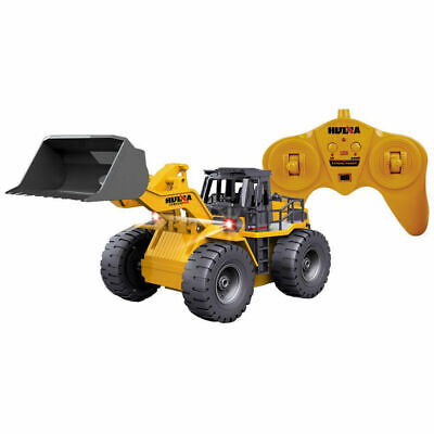 AU49 • Buy Die-Cast Tractor Bulldozer Digger RC Remote Controlled 2.4GHz Toy Excavator Kids