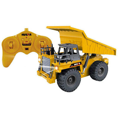 AU48 • Buy Die-Cast Dump Loading Truck RC Remote Controlled 2.4GHz Toy Car Tractor Kids