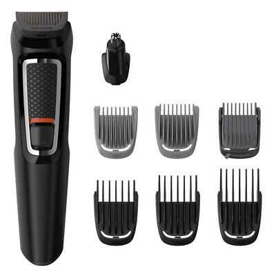 AU56 • Buy Philips MG3730 Rechargeable Multigroom Grooming Beard Nose Stubble Hair Trimmer
