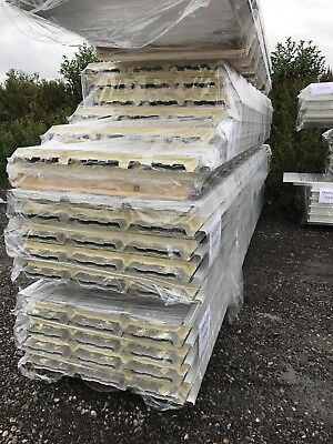 £18 • Buy Insulated Panels, Roofing Sheets, Cladding,PIR Panels, Insulated Roof Sheets
