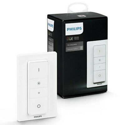 AU39.95 • Buy Philips Hue Light Bulb Dimmer Switch Remote Control For Home Lighting System