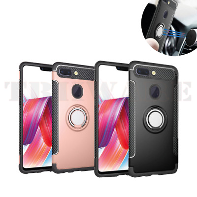 AU7.99 • Buy Oppo R15 Pro R11S R11 PLUS R9 R9S A73 A59 S F5 Shockproof Duty Ring Case Cover