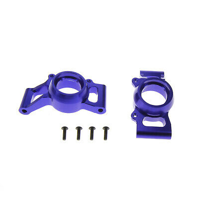 AU71.63 • Buy Traxxas X-Maxx Truck Alloy Rear Hub Carrier, Blue By Atomik RC Replaces TRX 7752