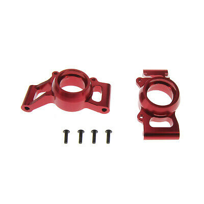 AU71.63 • Buy Traxxas X-Maxx Truck Alloy Rear Hub Carrier, Red By Atomik RC Replaces TRX 7752