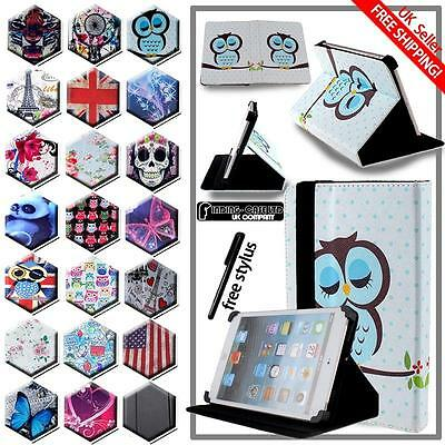 £5.99 • Buy For Apple IPad 1234567/ Air 1 2 / Mini 12345/iPad Pro LEATHER STAND CASE COVER