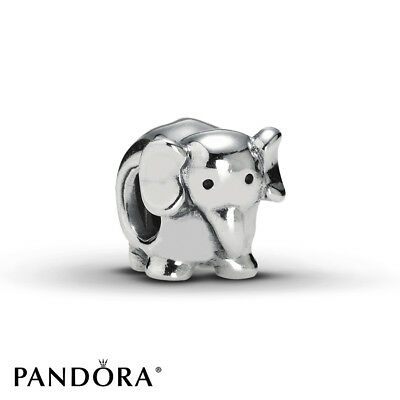 AU34.99 • Buy PANDORA Charm Sterling Silver ALE S925 ELEPHANT AFRICAN 790480 RETIRED