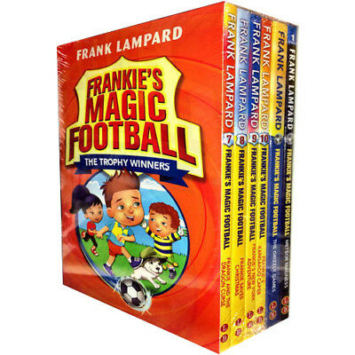 £19.99 • Buy Frank Lampard Frankies Magic Football Series (7-12) 6 Books Collection Set NEW