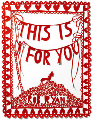 This Is For You, Rob Ryan, Used; Good Book • 3.29£