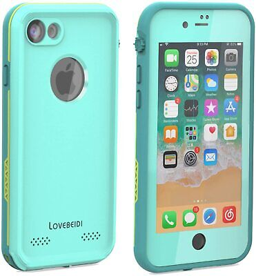 AU19.99 • Buy For IPhone 8 Plus Case Waterproof Shockproof Iphone7 Screen Protective Cover