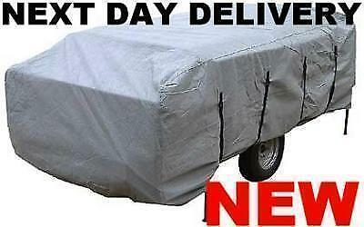 883002 New Kampa Sunncamp Conway Cabanon Trailer Tent Universal Cover 270 X 162 • 71.95£