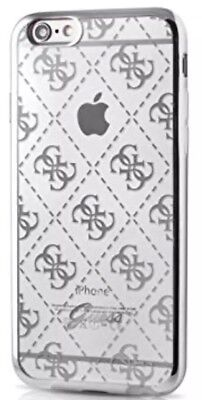 Guess IPhone Case 6/6s Silicone Transparent • 20£
