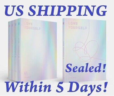 $16.90 • Buy US SHIPPING BTS-[Love Yourself 結 Answer]4th Random CD+BTS Poster+etc