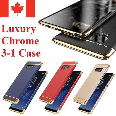 $ CDN6.95 • Buy For Samsung Galaxy Note 8 Case - Thin Luxury Shockproof Hard Armor Bumper Cover