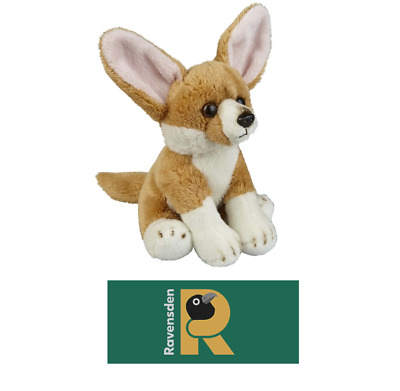 15cm Fennec Fox Cuddly Soft Toy Official Ravensden Gift - UK Stockist - NEW -  • 7.50£