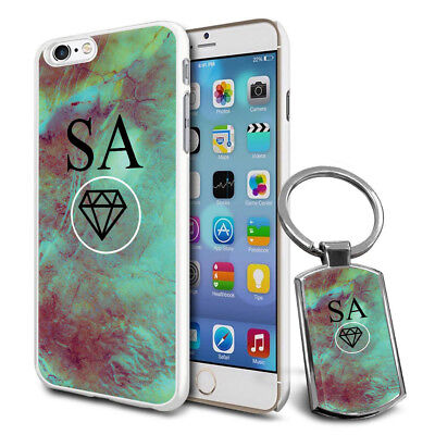 Personalised Strong Case Cover & Personalised Keyring For Mobiles - Q13 • 6.79£