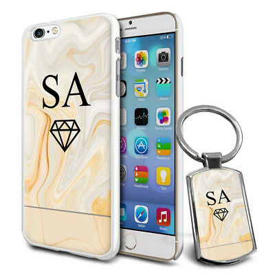 Personalised Strong Case Cover & Personalised Keyring For Mobiles - Q18 • 6.79£