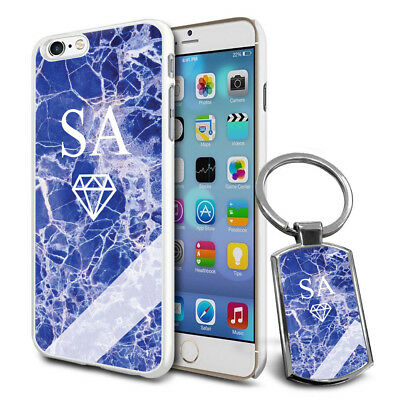 Personalised Strong Case Cover & Personalised Keyring For Mobiles - Q04 • 6.79£