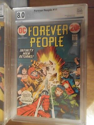 $186.57 • Buy Forever People 11.pgx 8.0