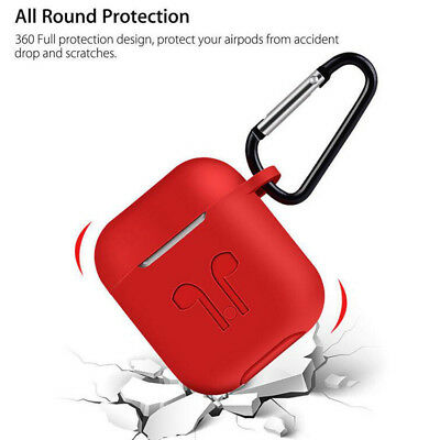 $ CDN3.88 • Buy Fashion Cute Pouch For Apple AirPods Strap Accessories Straps Skin Protective