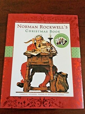 $ CDN18.20 • Buy Norman Rockwell's Christmas Book Beautiful Redesigned And Updated Hardback Book