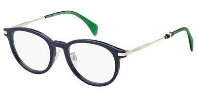 d3fa204585  470 Tommy Hilfiger Men s Blue Green Authentic Glasses Th 1567 f Pjp •  52.16