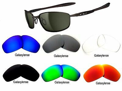2e7645d8bd Galaxy Replacement Lenses For Oakley Blender Sunglasses 6 Pairs Special  Offer!! • 32.98