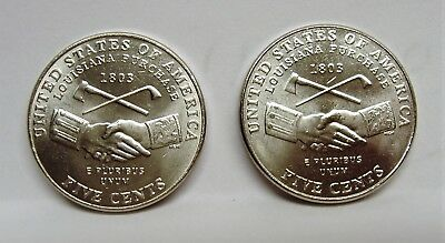 2004 nickels peace