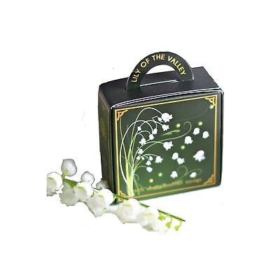 English Soap Co 100g Lily Of The Valley Small Luxury Scented Bath Soap Gift Box • 7.50£