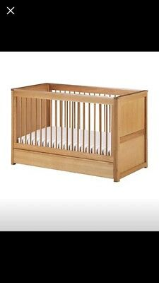 Marks & Spencer Chloe Cotbed With Large Drawer. • 70£