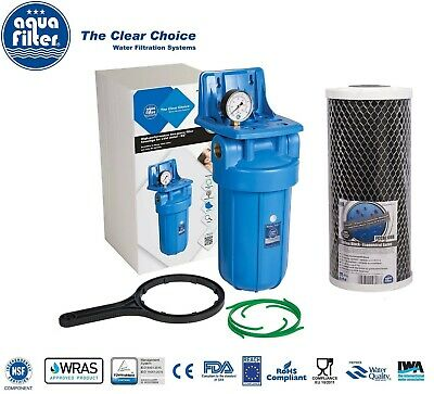 Premium Whole House Water Filter System Purifier, Filtered Water For Whole Home • 57.99£