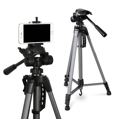 AU27.25 • Buy Weifeng 1.45M Professional Camera & Phone Tripod