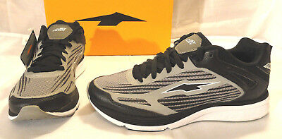 Avia Impact, Mens Gray/black Athletic Shoes, Sizes 7.5, 8, 9, 9.5, 10, Free Ship • 21.79£