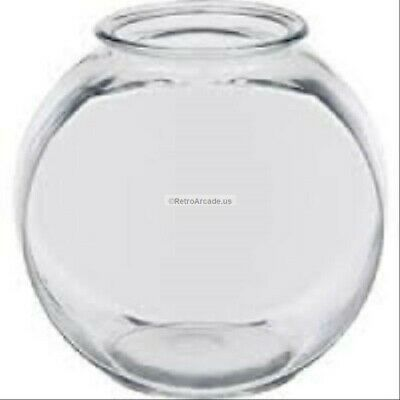 £5.08 • Buy Plastic Drum Fish Bowl 1 Qt, Used Also For Business Card Collection Bowl