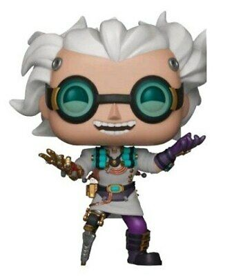 AU19.99 • Buy Overwatch - Junkrat Junkenstein US Exclusive Pop! Vinyl [RS]-FUN33111